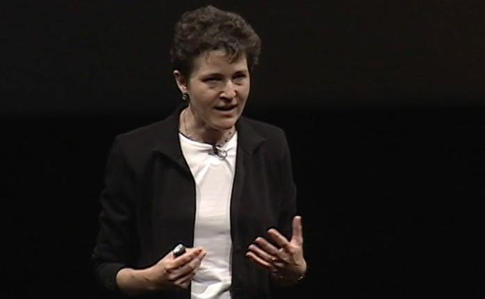 Een tedtalk van Deborah Gordon die uitlegt wat wij kunnen leren van mieren.